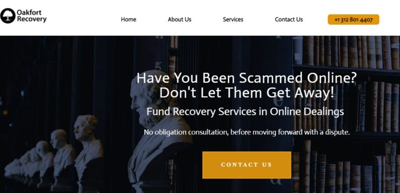Oakfort Recovery – All That's Wrong with This Money Recovery Service