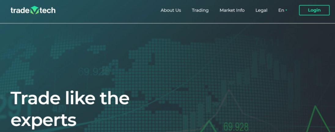 TradeVtech website