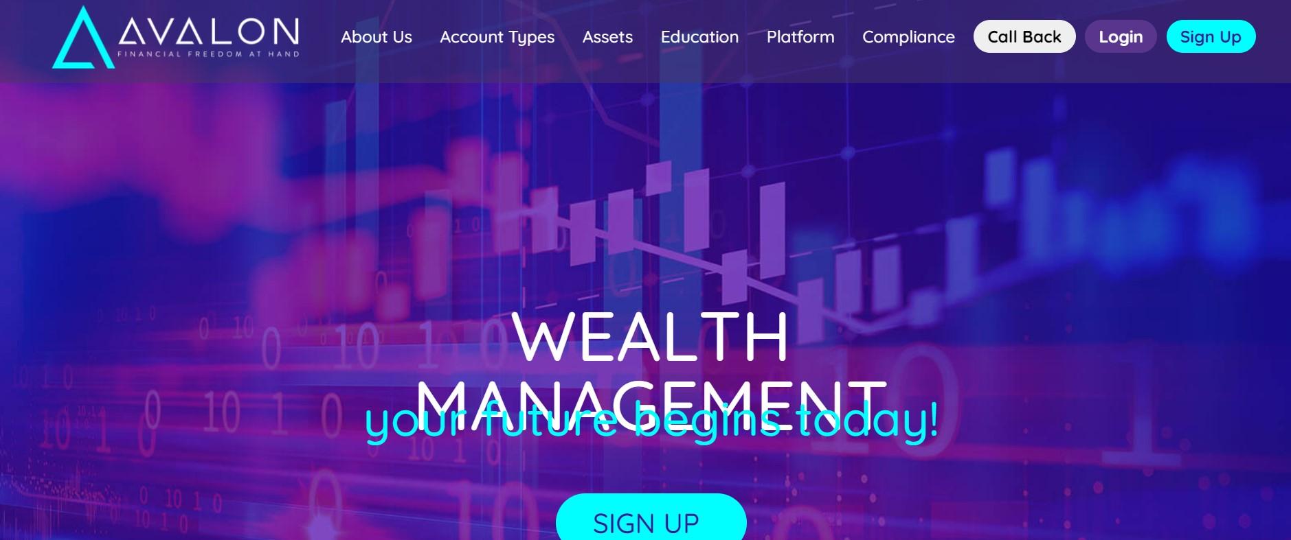 Avalon-WM website